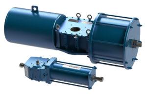 Limitorque Fluid Power Actutors, LPS, LFS, LPR